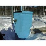 Шкаф участковый приборный универсальный (600х600х250) БЖАК 301442.002-001