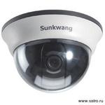 SK-D080 |белый| корпус сферический для модульной видеокамеры, диаметром 80 мм